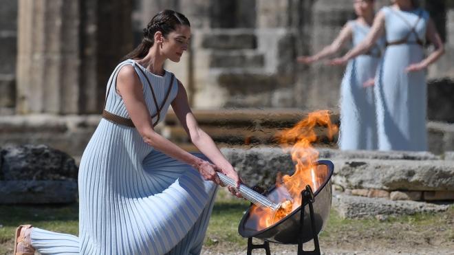 Японія відмовилася від традиційної естафети олімпійського вогню