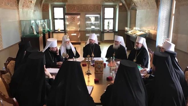 Произошло объединение в общую церковь. В ПЦУ объяснили, почему Киевского патриархата больше нет