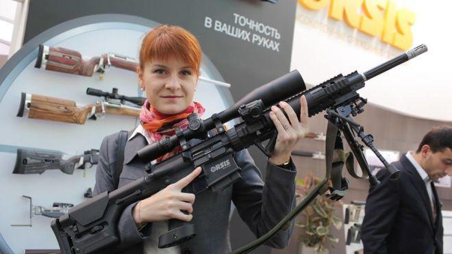 Російський мільярдер визнав, що фінансував Марію Бутіну, яку США звинувачують в шпигунстві