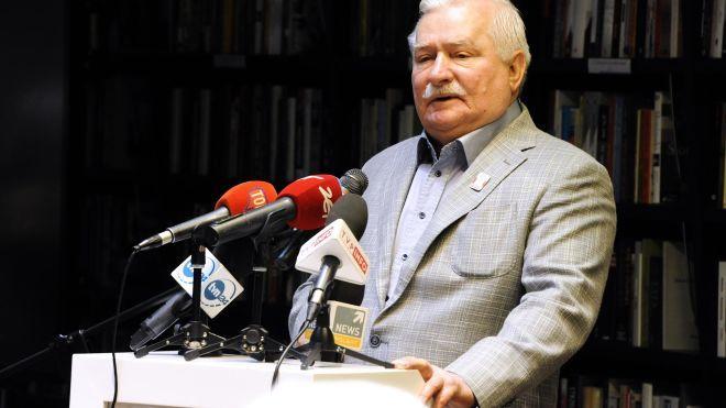 Экс-президент Польши Валенса ищет работу. Жалуется, что ему не хватает пенсии
