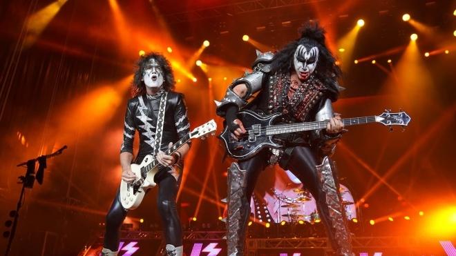 Група KISS виступить у Києві в червні 2019 року