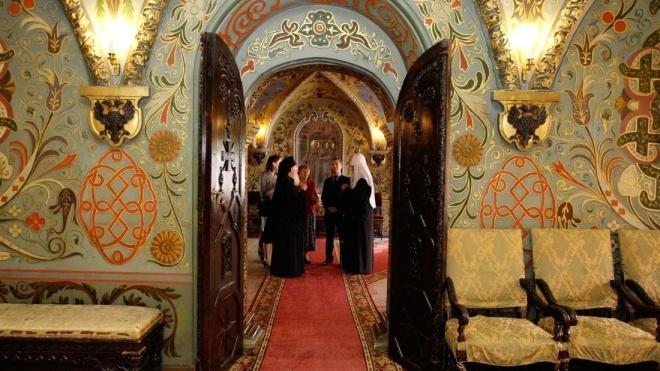 Глава Російської церкви назвав Константинополь розкольниками