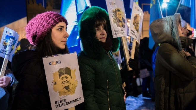 Суд в Симферополе отпустил фигурантов дела «Веджие Кашка» под домашний арест
