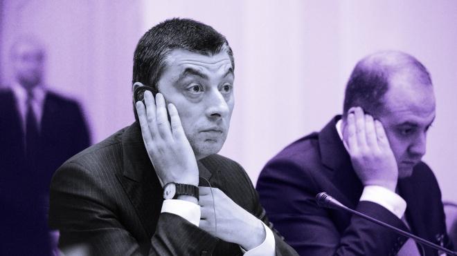 Прем'єр Грузії подав у відставку через рішення суду про арешт голови партії Саакашвілі