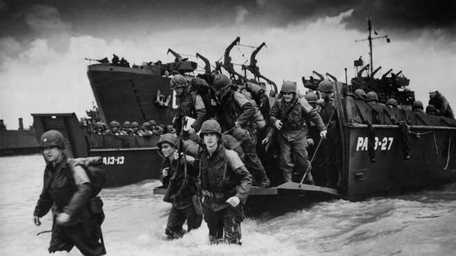 75 років тому союзники відкрили Другий фронт у Нормандії. Операція мало не зірвалася через кросворд у газеті, а Гітлер її просто проспав