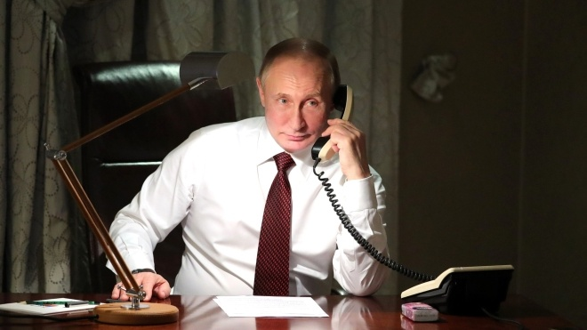 «Разговора не было». В администрации Путина подтвердили попытку Порошенко с ним связаться