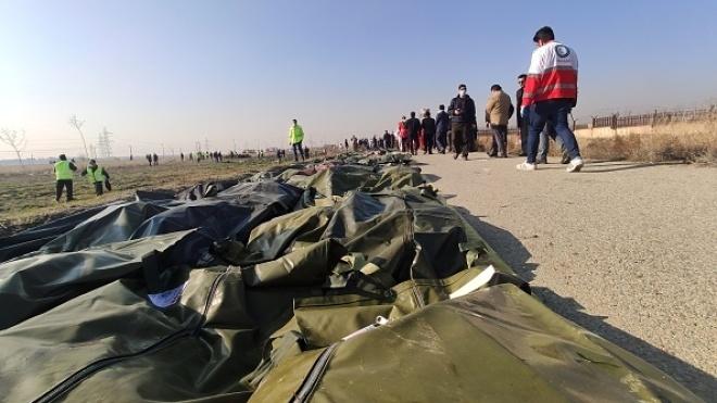 Секретар РНБО Данілов: Іран навмисно збив літак МАУ