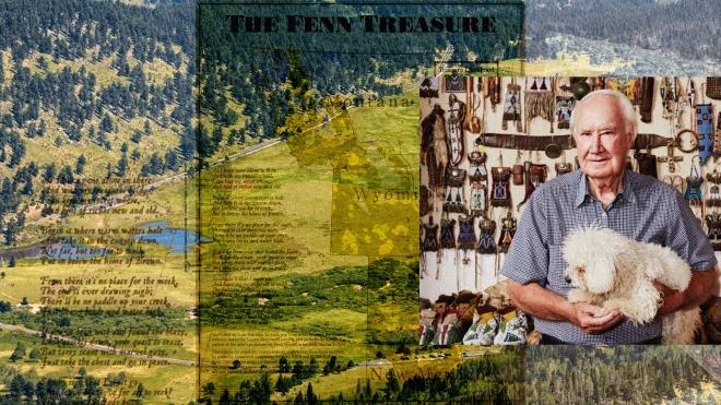 Скарб колекціонера Фенна знайшов 32-річний студент. Розкрити його ім'я сім'ю колекціонера зобов'язав суд
