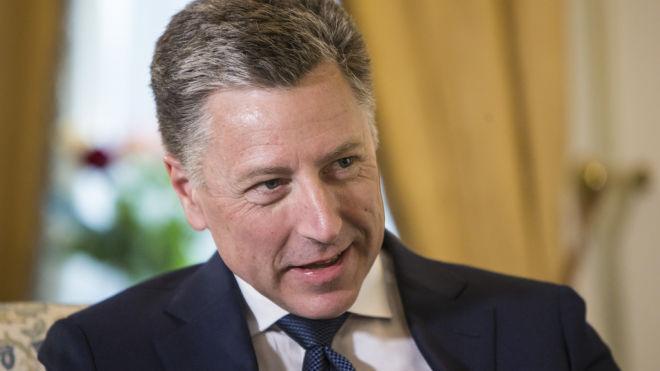 Спецпредставник по Україні Волкер: США будуть посилювати санкції проти Росії кожні кілька місяців