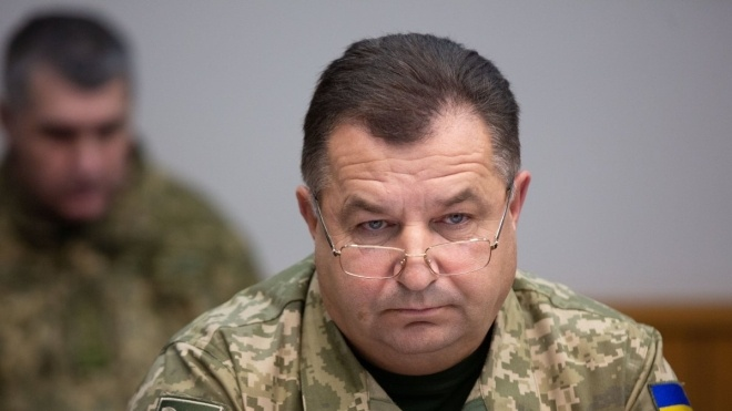 «Потеряем еще одну территорию». Полторак заявил, что военные корабли Украины продолжат проходить через Керченский пролив
