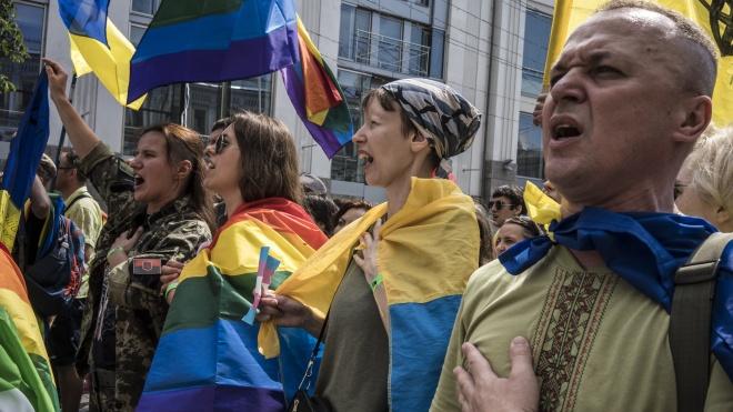 Військові на Марші рівності. Про враження від маршу розповідає відкритий гей, боєць батальйону «Донбас» — бліцінтерв'ю theБабелю
