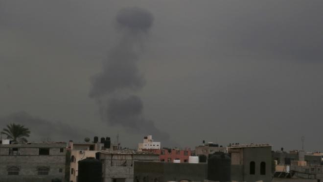 Авиация Израиля нанесла удары по сектору Газа