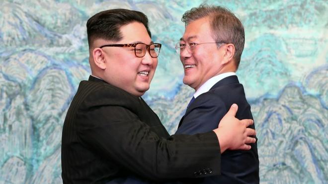 КНДР на границе с Южной Кореей подорвала 10 постов охраны