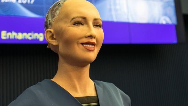 Розробники робота Софії почнуть його масове виробництво — для допомоги під час пандемії