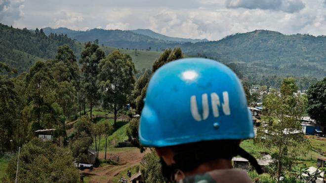 Украинские миротворцы в Конго оказались в эпицентре эпидемии брюшного тифа и холеры. Их не привили до отправки — через 3 месяца им домой