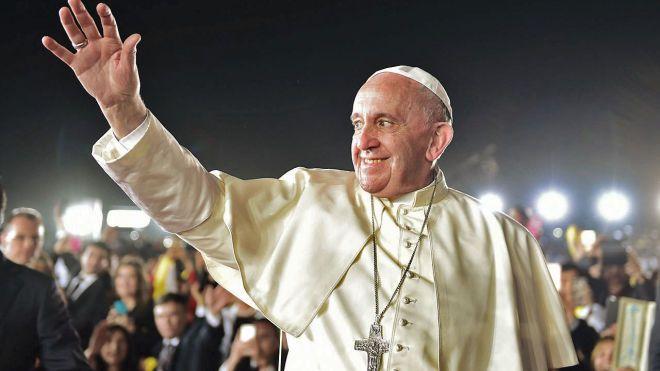Папа Франциск признал смертную казнь недопустимой