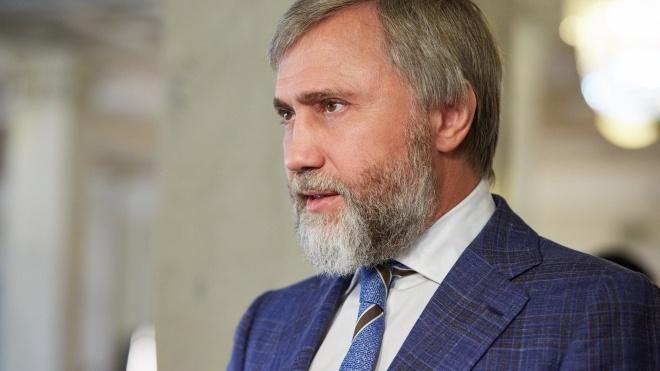 Новинський припинив перемовини з приводу придбання телеканалу «НАШ»