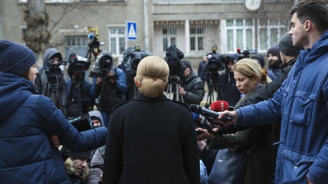 Кандидат в президенты Юлия Тимошенко полтора часа говорила с журналистом Гордоном. Пересказываем в одном абзаце