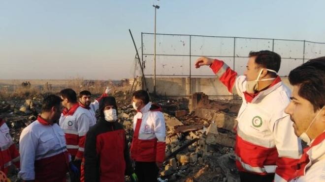 У Міноборони Ірану назвали відповідального за збиття українського літака МАУ