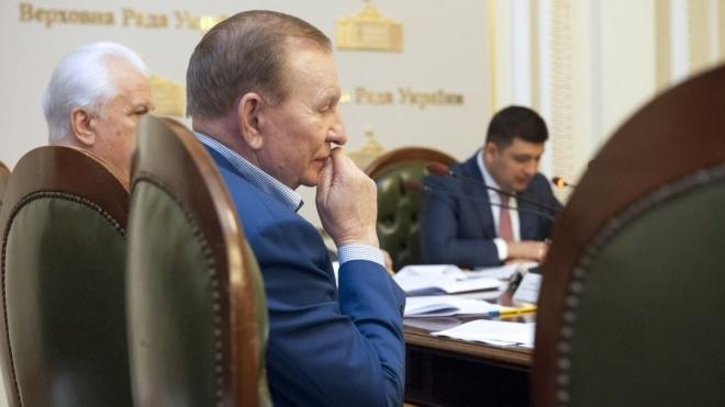 Кучма заявив, що залишить ТКГ щодо Донбасу, коли досягне критичного віку. Але альтернативи «Мінську» не бачить