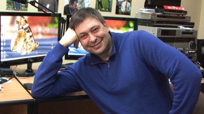 Главреду «РИА Новости Украина» Вышинскому слегка сократили срок ареста