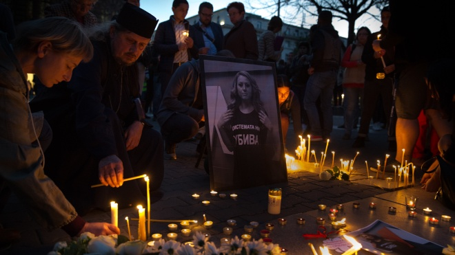 Німеччина видала Болгарії підозрюваного у вбивстві журналістки Марінової