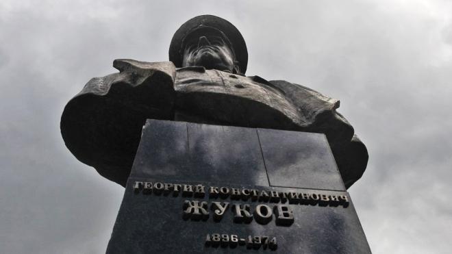 Інститут нацпам'яті звернувся до поліції та ГПУ через відновлений пам'ятник Жукову в Харкові