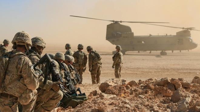Пентагон вивів з Афганістану вже половину американського військового контингенту