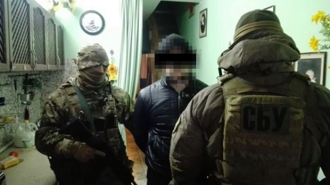 СБУ затримала одесита-організатора поставок «гуманітарної допомоги» з Росії бойовикам «ЛДНР»