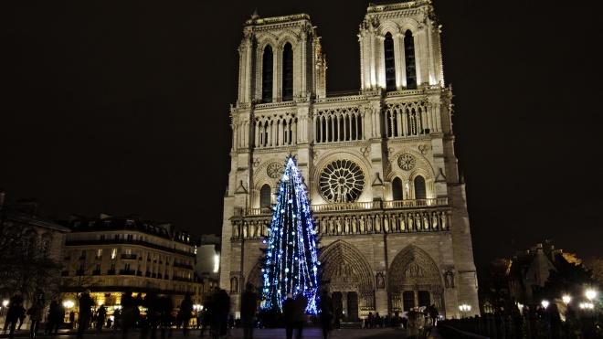 Собор Парижской Богоматери впервые за 200 лет не будет проводить Рождественскую службу