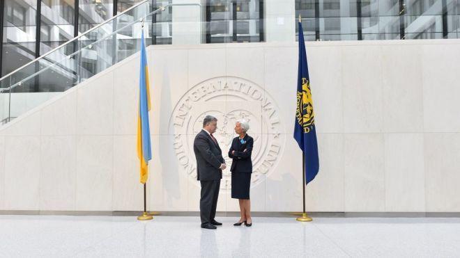 Украина и МВФ заключили рабочее соглашение по новой кредитной программе