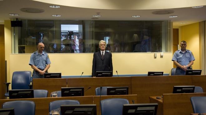 Гаагский трибунал приговорил экс-президента Республики Сербской Караджича к пожизненному заключению