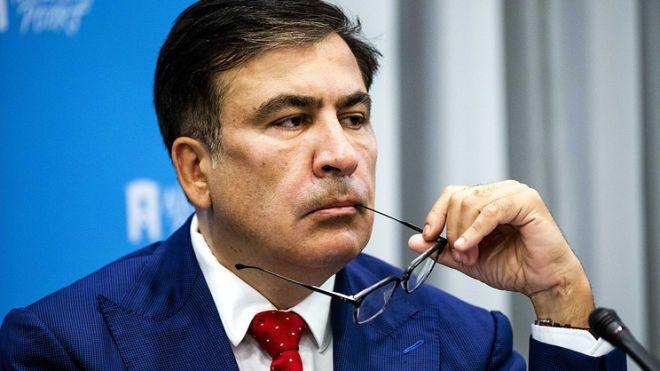Прокуратура Грузії звинуватила екс-президента Саакашвілі в убивстві опозиціонера