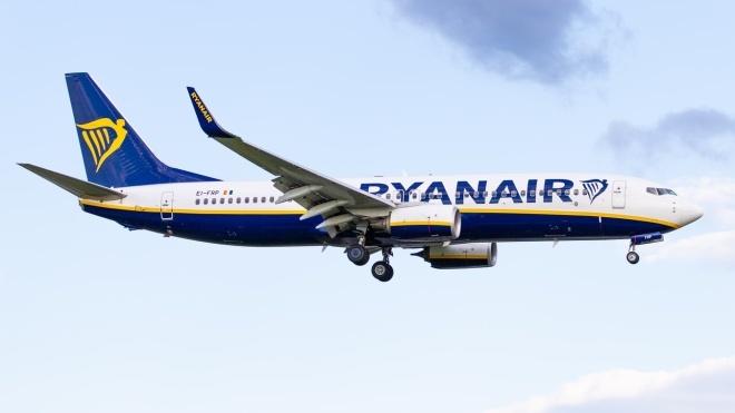 Улітку Ryanair відновить тільки половину маршрутів з України