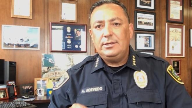 Шеф полиции Хьюстона призвал Трампа закрыть рот и обвинил его в недостатке лидерства