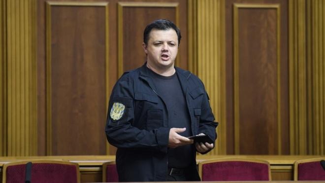 СБУ: Экс-нардеп Семенченко и «агент НАБУ» Шевченко организовали «частную военную компанию»