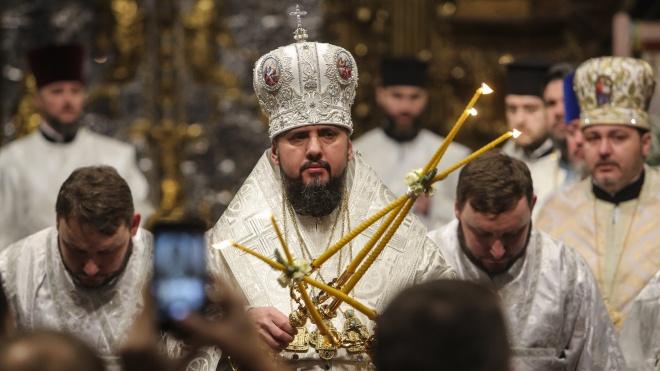 Митрополит Епифаний: На Донбассе боевики хотят конфисковать имущество ПЦУ и депортировать священников