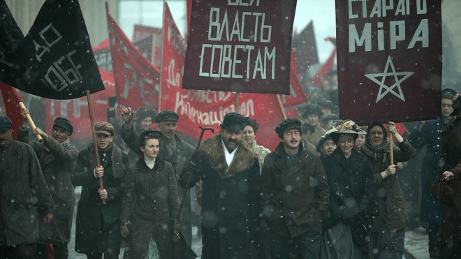 The Washington Post: Netflix показує російську пропаганду в серіалі «Троцький»