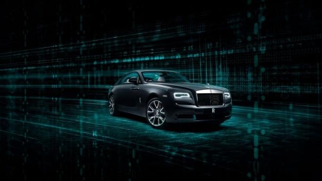 Rolls-Royce выпустил автомобиль для фанатов криптовалюты. В нем зашифровано послание
