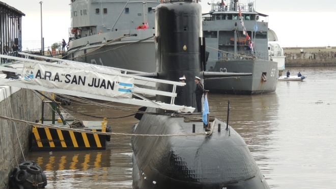 «В мире не существует такой технологии». Аргентина не будет поднимать субмарину «Сан-Хуан»