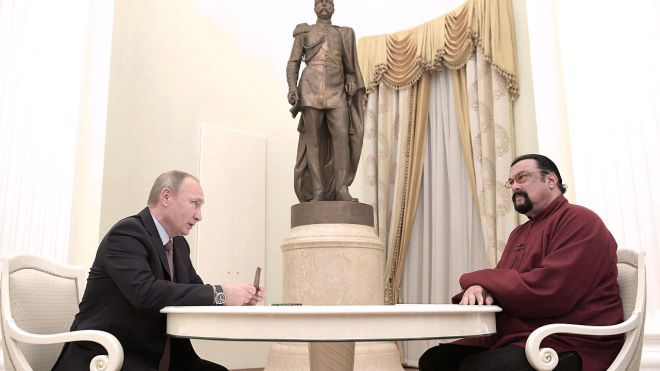 Это большая честь для меня: Сигал прокомментировал свое назначение в МИД России