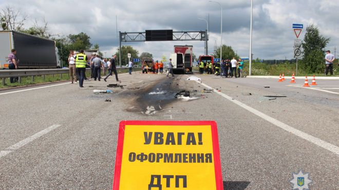 ДТП в Житомирской области: владельца маршрутки взяли под домашний арест