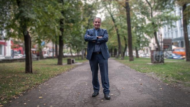 «Мне надо идти и спасать нацию». Кандидат в президенты Мишель Терещенко о команде, программе и врагах