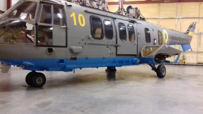 Аваков показал первые французские вертолеты Airbus. Украина получит их в декабре
