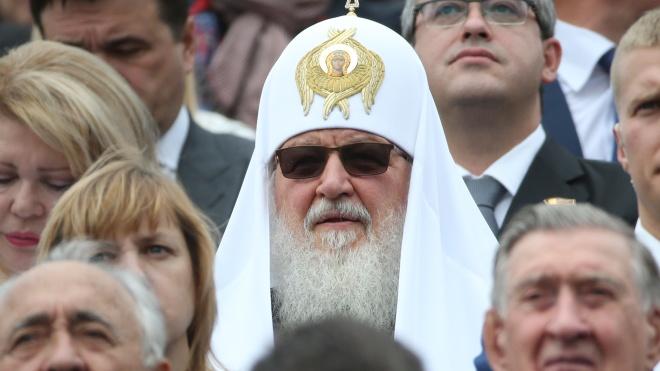 Патриарх Кирилл обратился к ООН, ОБСЕ, Меркель, Макрону и Папе Римскому из-за «давления на УПЦ МП»