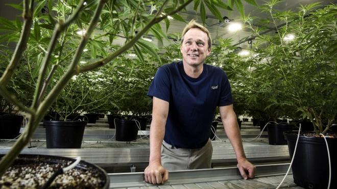 Крупнейшая в мире компания по выращиванию марихуаны стоит 15 миллиардов долларов и торгуется на Нью-Йоркской бирже. Вот человек, который ее создал — пересказываем материал Bloomberg