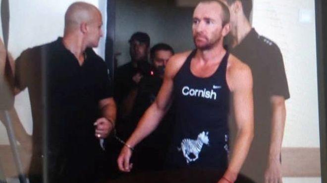 Подозреваемого в нападении на советника мэра Херсона взяли под стражу