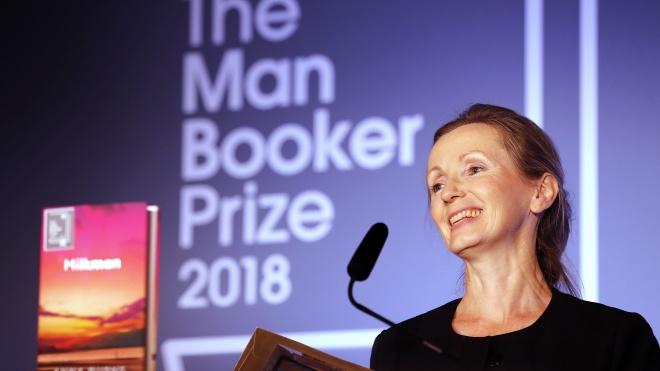Букерівську премію вперше отримала письменниця з Північної Ірландії