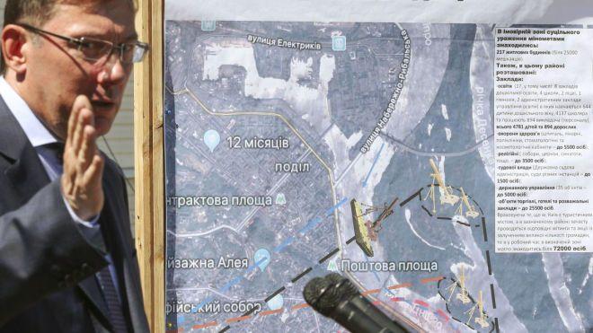 «Достаточно было 20 человек и 15 минут». Генпрокурор Луценко рассказал, как могли совершить теракт под руководством Савченко-Рубана