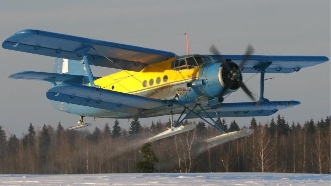 У Росії зник літак із шістьма пасажирами на борту